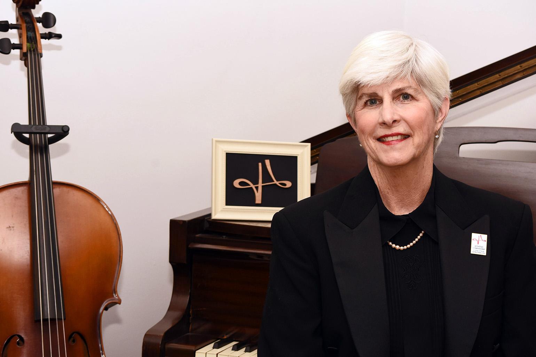 ASO Conductor Susan Dinwiddie